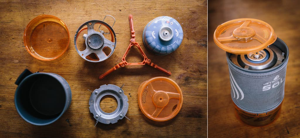 Jetboil dypdich