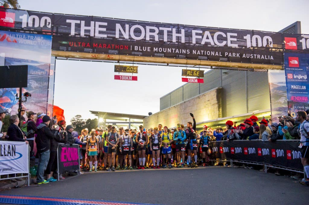 The North Face 100km - 2014
