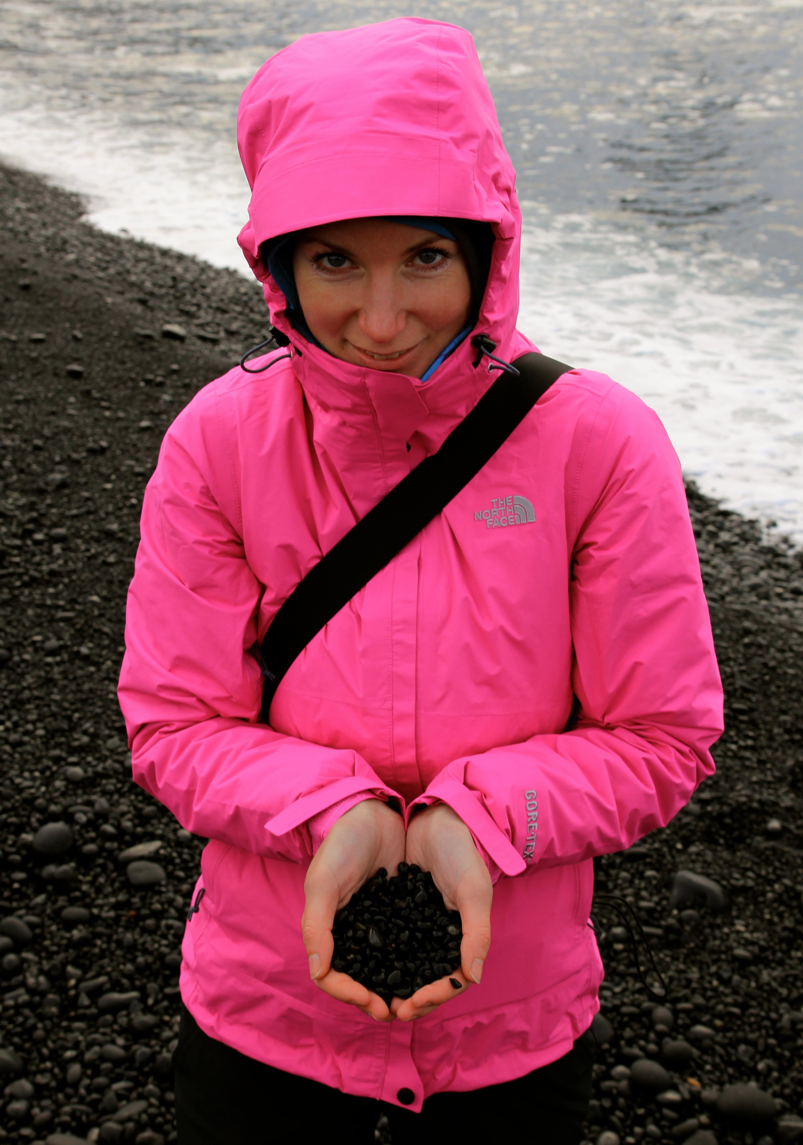 the north face ísland