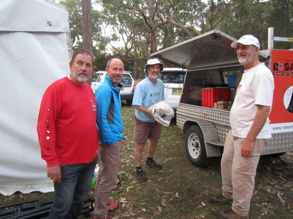 NSW Rogaine Team of Volunteers