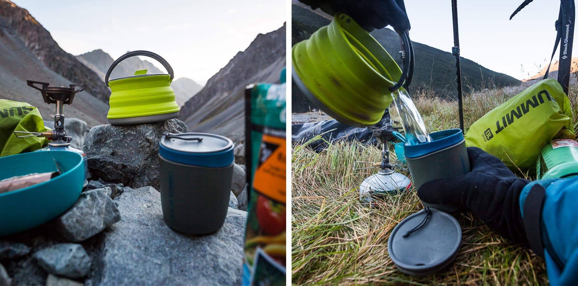 REVIEW: SEA TO SUMMIT X-SERIES COOKWEAR   Paddy Pallin