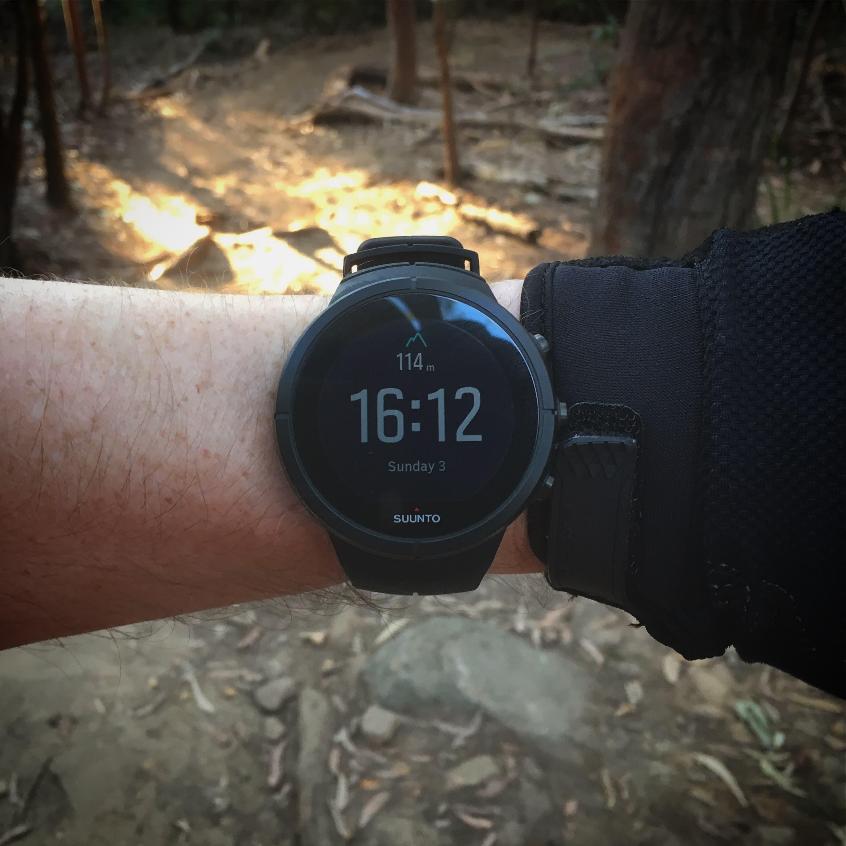 First Look Suunto Spartan Ultra Paddy Pallin Traverse Black Outdoor Watches With Gps Glonass