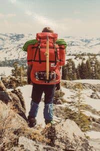 1969 Ruthsack Internal Frame Pack