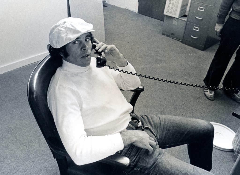 Founder Doug Tompkins