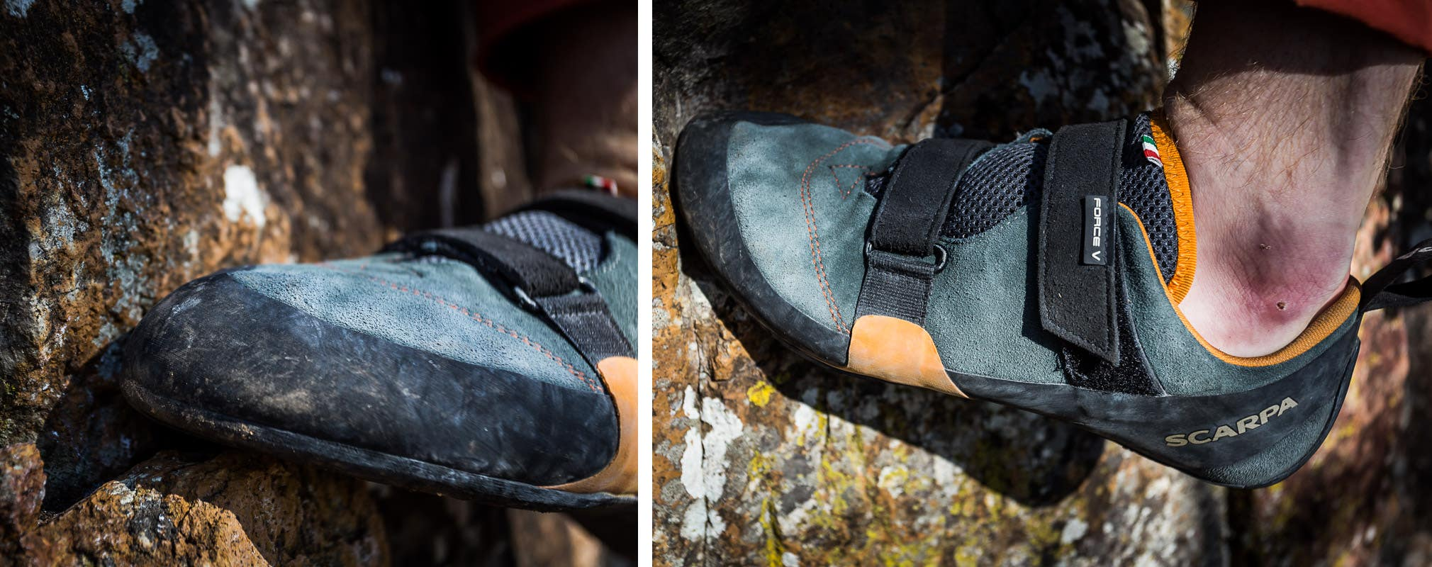 Review: Scarpa Force V Shoe   Paddy Pallin