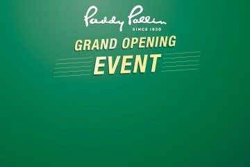 Paddy Pallin Grand Opening Event