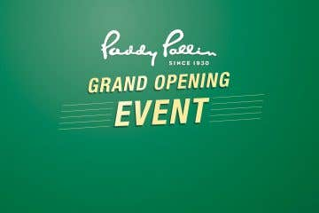 Melbourne Grand Opening Paddy Pallin