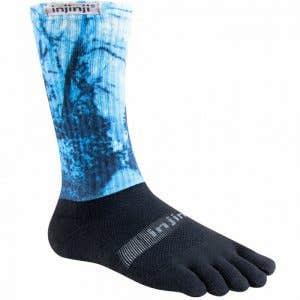 Injinji Trail 2.0 Midweight Crew Sock