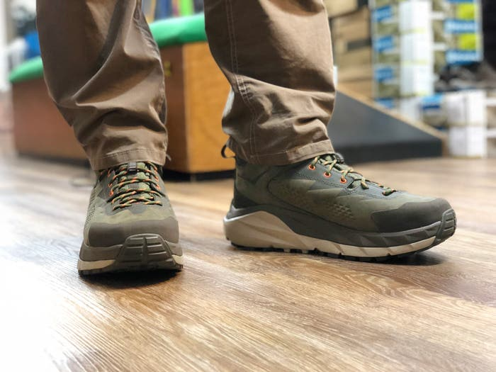 Introducing Hoka One One - Hikers for