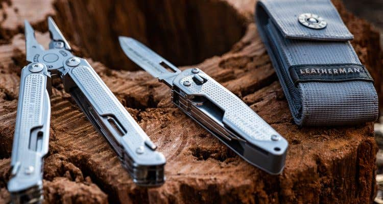 Leatherman Free Overview And Review Paddy Pallin