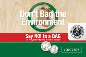 Don't Bag The Environment Paddy Pallin
