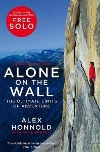 Book cover of Alone on the Wall