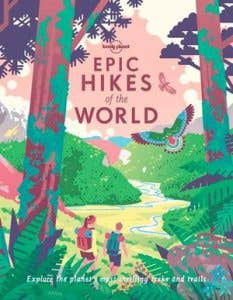 Book cover of Epic Hikes
