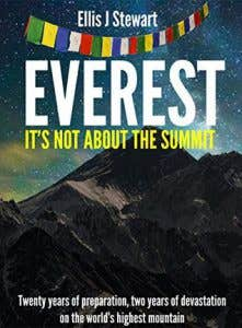 Book cover of Everest: It's not about the Summit