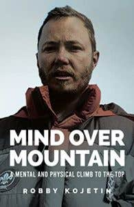Book Cover of Mind over Mountain