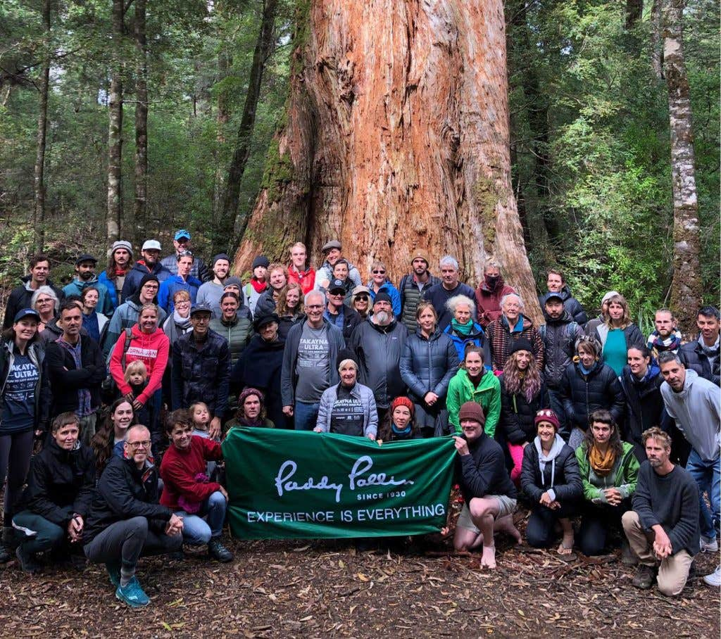 Takayna Ultra 2020 - with Patagonia, Paddy Pallin and the Bob Brown Foundation