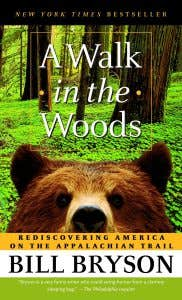 Book cover of A Walk in the Woods