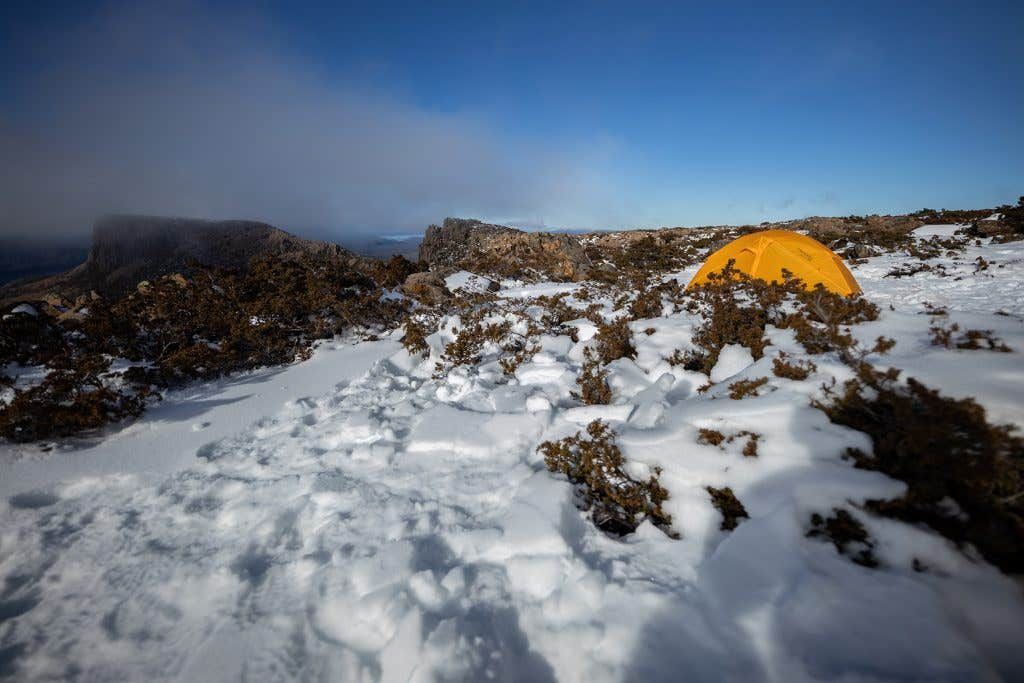 winter adventuring