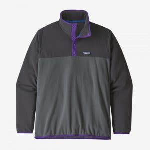Patagonia's Micro D Snap-T Fleece Pullover