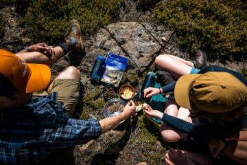 Campers Pantry Hiking and Backpacking Freeze-Dried Meals