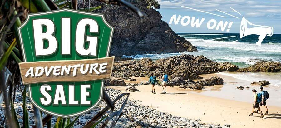 Hiking Sale