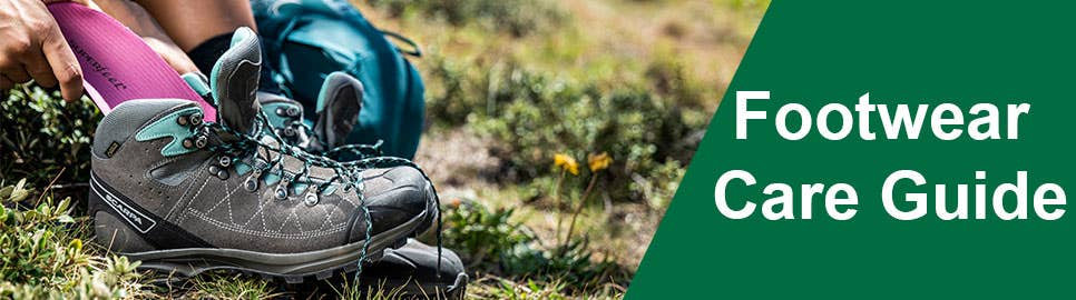 Hiking Boot Care Guide