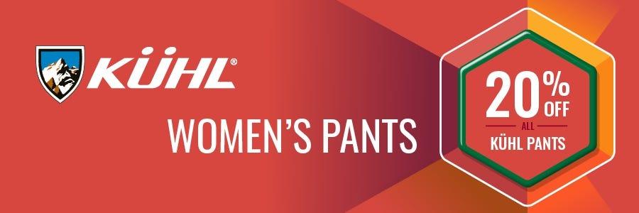 Women's Kuhl Pants Sale