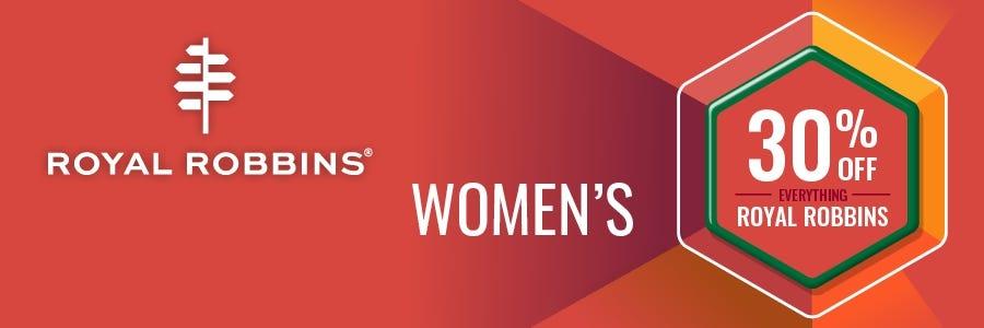Women's Royal Robbins Sale