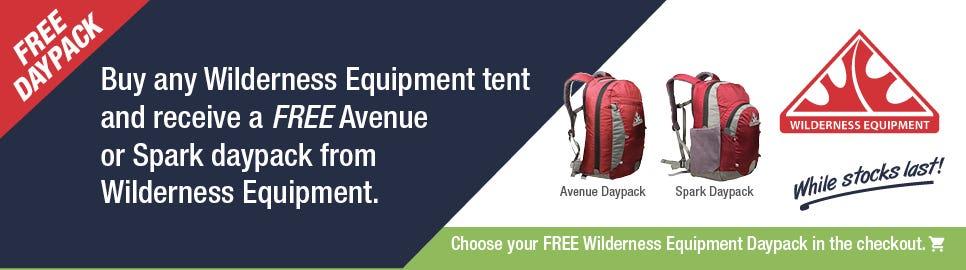 Wilderness Equipment Tent Deal
