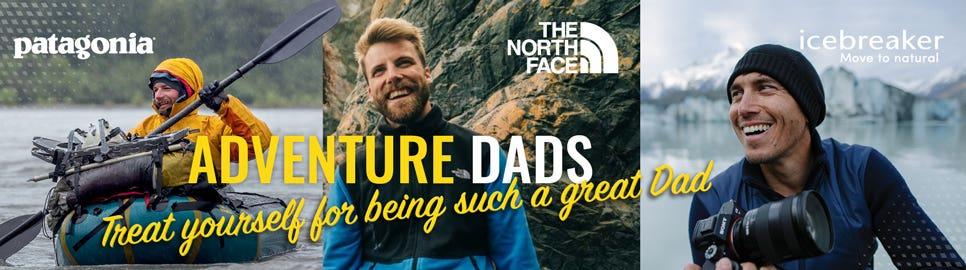 Climbing Dads