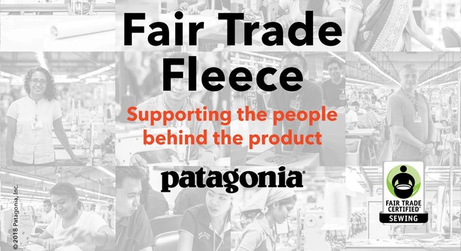 Patagonia: Fair Trade