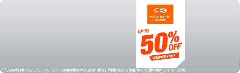 Icebreaker Clearance