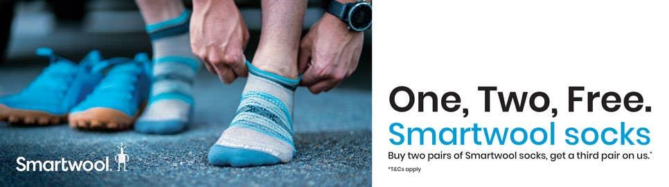Smartwool - Buy 2 Pairs Get 1 Free