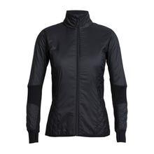 Icebreaker Helix MerinoLOFT Zip Jacket Women's - Black