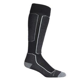 Icebreaker Ski+ Light OTC Slopes Sock Men's - Black