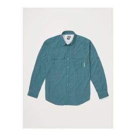 ExOfficio BugsAway Halo Check LS Shirt Men's - Ponerosa