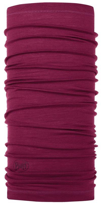 Buff Merino Wool Headwear Solid Colour