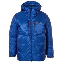 Rab Expedition 7000 Hooded Down Jacket -  Celestial