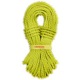 Tendon Ambition 9.8 Climbing Rope - Yellow Green