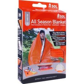 Survive Outdoors Longer All Season Blanket