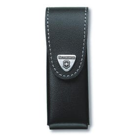 Victorinox Black Leather Pouch For 2-3 Layers