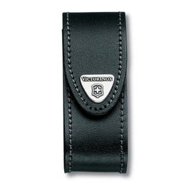 Victorinox Black Leather Pouch For 5-8 Layers