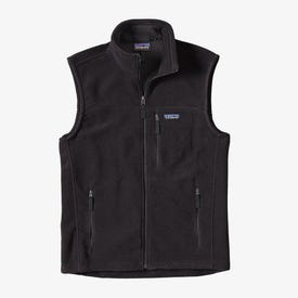 Patagonia Classic Synchilla Vest Men's - Black