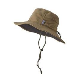 Patagonia Baggies Brimmer Hat - Ash Tan