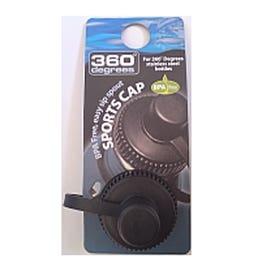 360 Degrees Stainless Steel Bottle Sports Cap