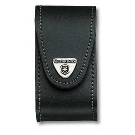 Victorinox Black Leather Pouch For 5-8 Layer Knives