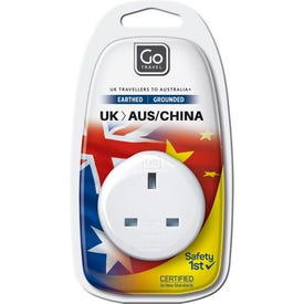GO Travel UK Visitor Adaptor
