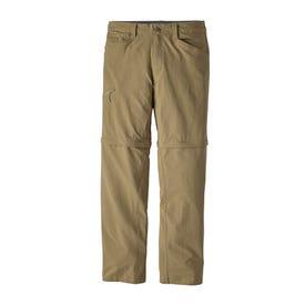 Patagonia Quandary Convertible Pant Men's - Ash Tan