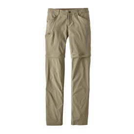 Patagonia Quandary Convertible Pant Women's - Shale