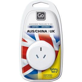 GO Travel UK Adaptor